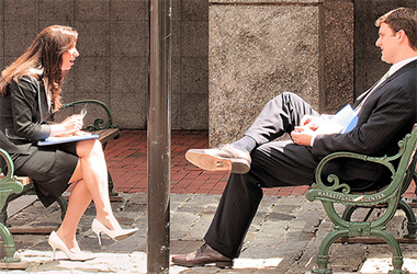 How to recover from those awkward small talk situations
