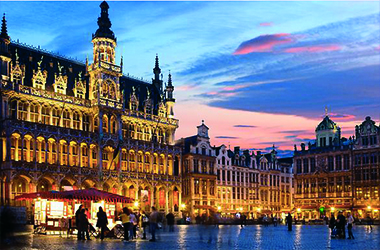 Brussels : pleasant experience in the French community capital !