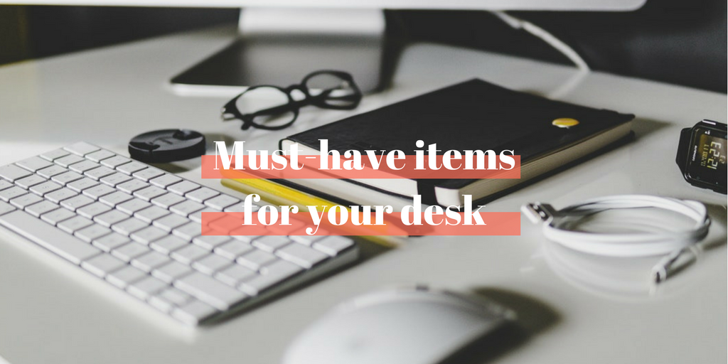 items for your desk