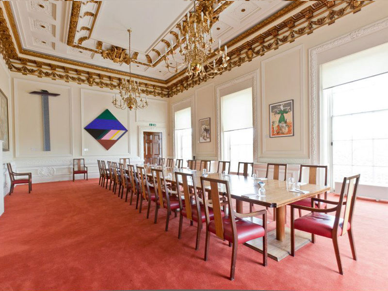 meeting room in St James's Park