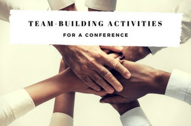 Choose your Team-building activities for a conference