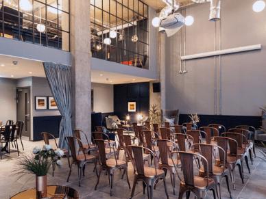 TOP 5 meeting rooms in London