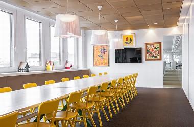 Redécorez votre salle de réunion
