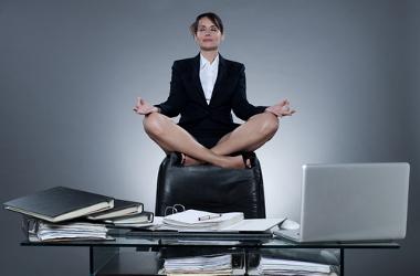 Zen, soyons zen au bureau !