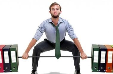 Faire du sport au bureau, c'estt facile !