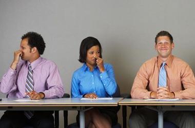 Les pires collègues en réunion
