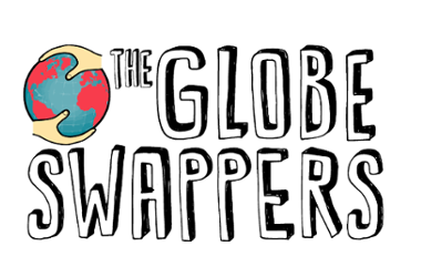 the globe swappers échange collaboratif voyage