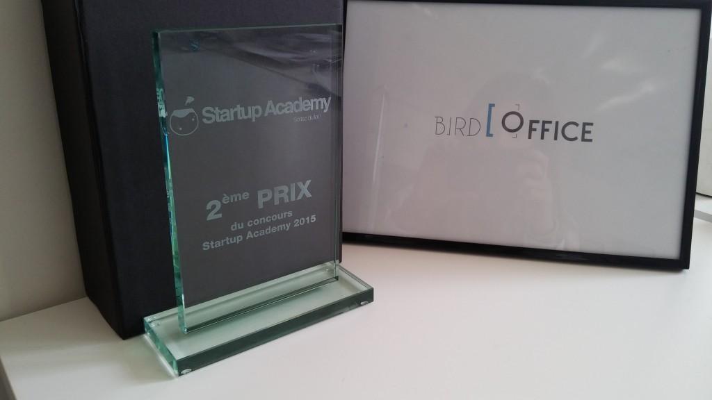 trophée startup academy
