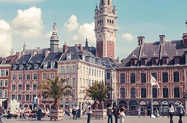 Où trouver une petite salle de réunion à Lille?