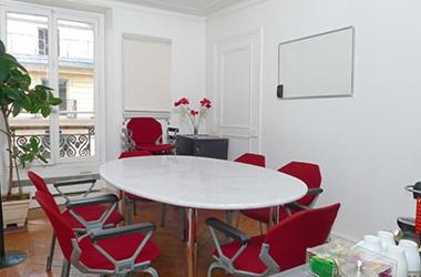 reunions en petit comite a Paris - birdoffice