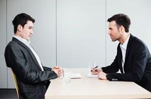 Osez les entretiens de recrutement à l'extérieur