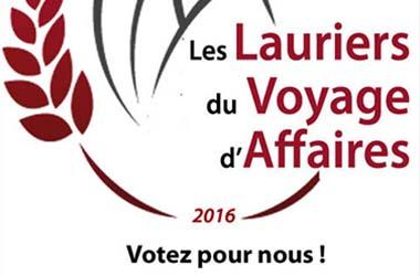 Bird Office est candidat aux Lauriers du voyage da'ffaires !