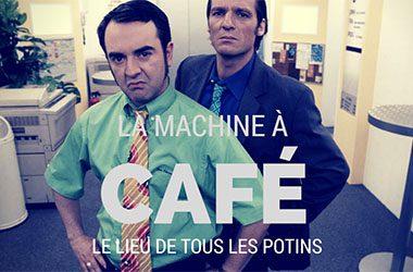 Les pauses cafe au bureau