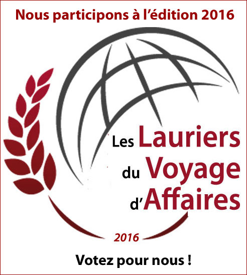 Bird Office est candidats du Laurier de l'Innovation et du service aux voyageurs da'ffaires.