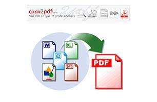 applications conv2pdf