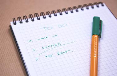 Check-list avant d'accepter une invitation à une réunion