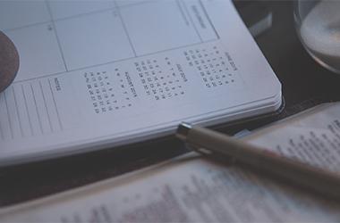 Comment bien rédiger l'ordre du jour de votre réunion ?