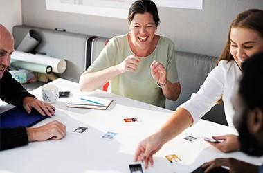 Réussir votre présentation en réunion