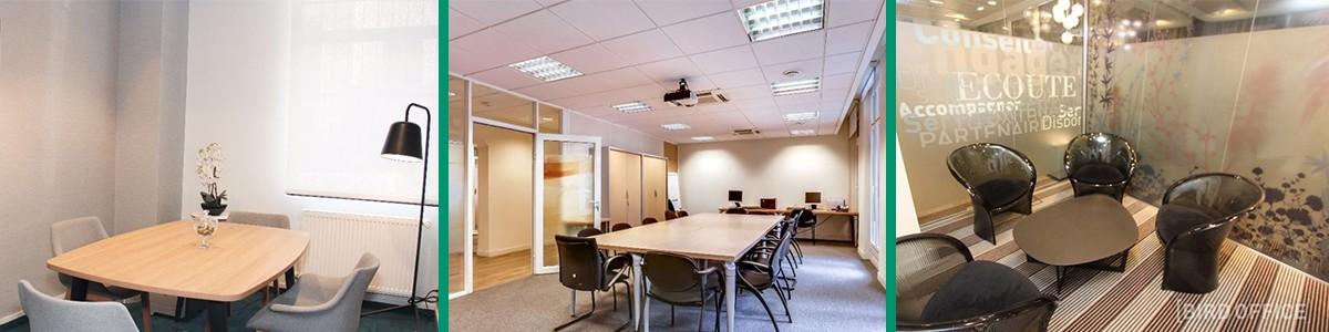 salles de réunion BNP PARIBAS