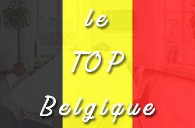 Une salle de séminaire en Belgique ? Découvrez notre selection du mois !