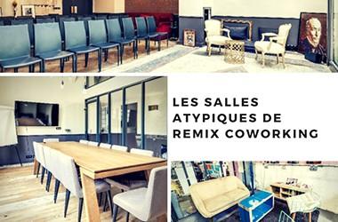 Notre Exclusivité : les lieux atypiques Remix Coworking