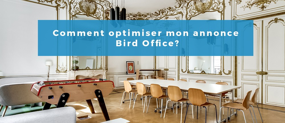 annonce bird Office