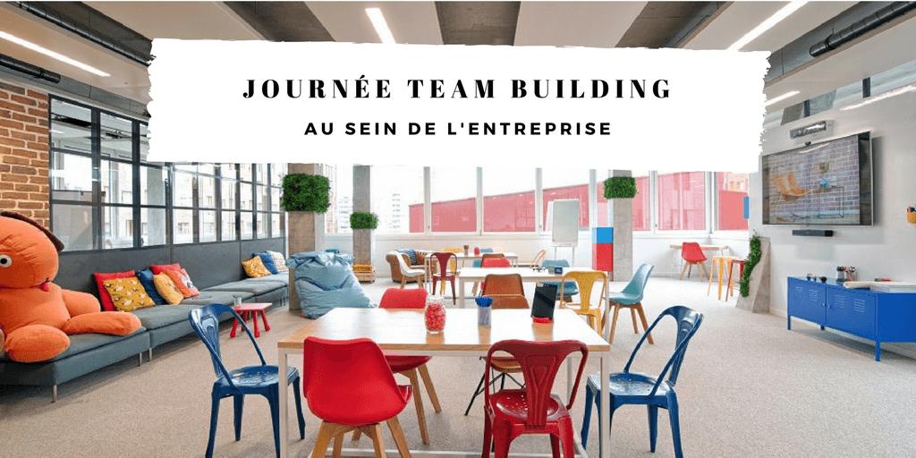 Journée team building