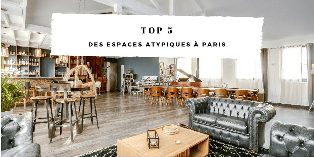 espace atypique à Paris
