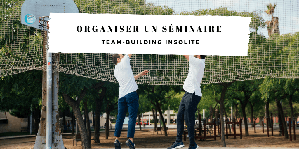 team-building insolite