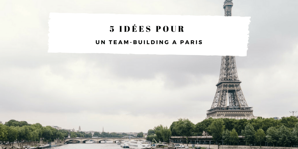 team building à Paris