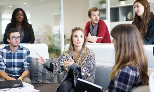 Évènement d'entreprise collaboratif