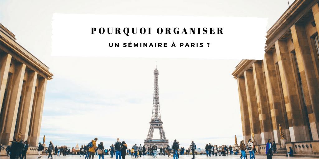 séminaire à Paris