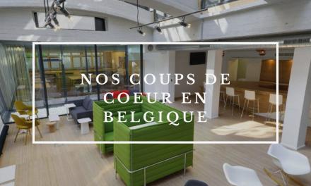 Top salles : événement d'entreprise en Belgique