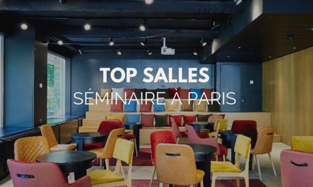 Top salles : séminaire à Paris