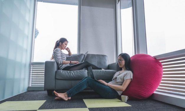 Aménager un espace de co-working dans vos bureaux!