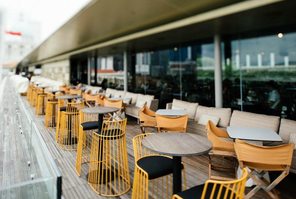 Top salles : Avec terrasse