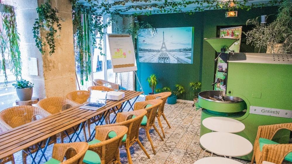 Les plantes s'invitent au bureau !