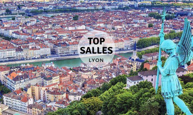 Top salles : événement d'entreprise à Lyon