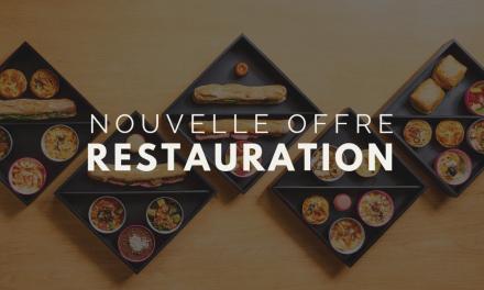 Nouveau : des plateaux-repas gastronomiques & écologiques pour vos événements