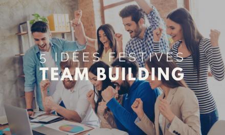 5 idées Team Building festives