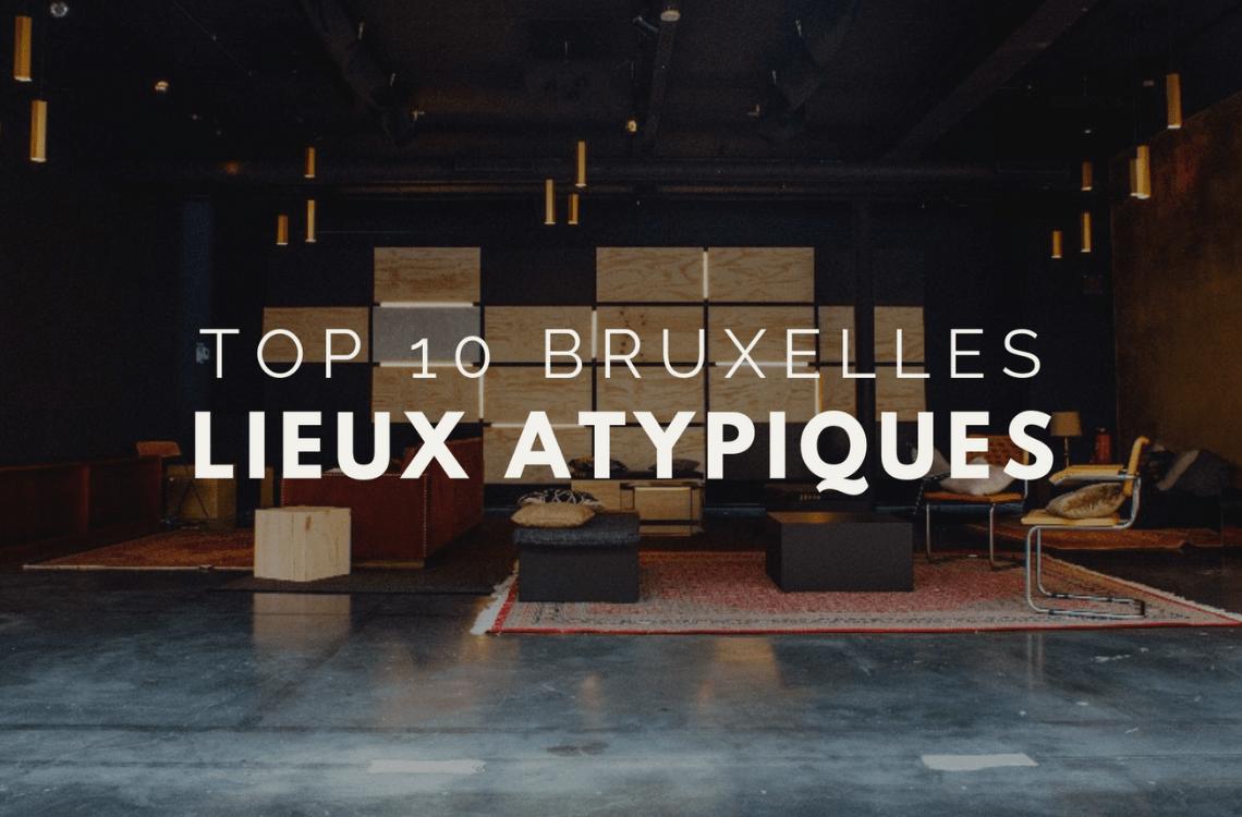 Achat Espace Atypique Lyon top 10 espaces atypiques à bruxelles - bird office le mag