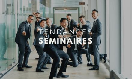 Tendances 2018 séminaires : l'évolution des formats