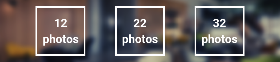 Optimisez vos photos avec Bird Office, le pack photo 12, 22 ou 32 photos.
