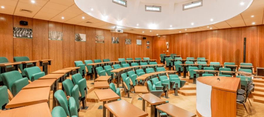conférence auditorium ou salle atypique 1