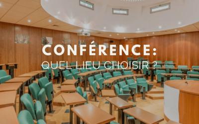 Louer une salle de conférence : auditorium ou lieu atypique ?