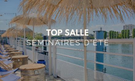 Top salles : Séminaires d'été
