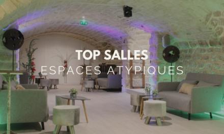 Top salles : Espaces atypiques