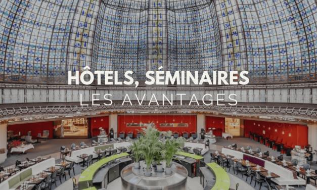 Hôtel, séminaire : les avantages du tout inclus