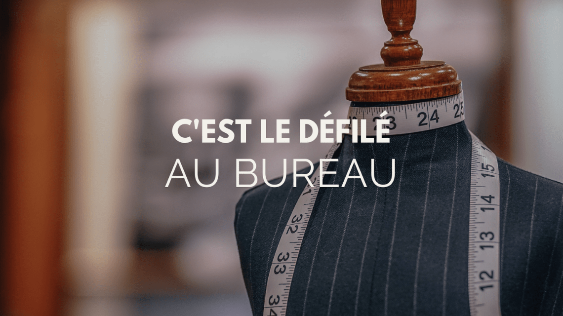 Fashion Week: les clichés de mode au bureau