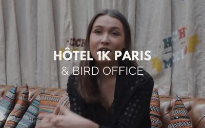 Nos partenaires témoignent : Hôtel 1K Paris